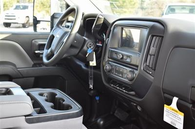 2019 Silverado 2500 Double Cab 4x4,  Harbor TradeMaster Utility #M19204 - photo 16