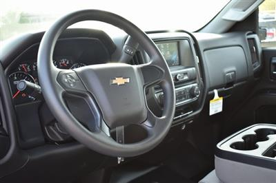 2019 Silverado 2500 Double Cab 4x4,  Harbor TradeMaster Utility #M19204 - photo 21