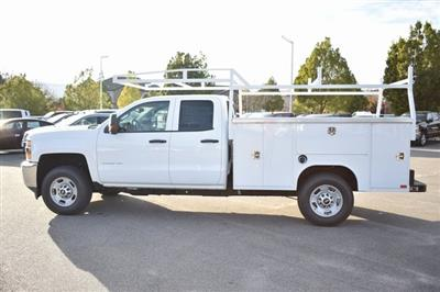 2019 Silverado 2500 Double Cab 4x4,  Harbor TradeMaster Utility #M19204 - photo 7