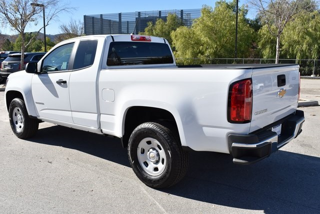 2019 Colorado Extended Cab 4x2,  Pickup #M19209 - photo 7