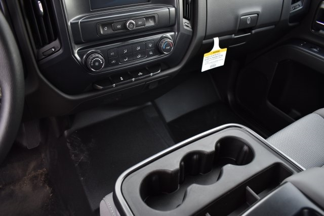 2019 Silverado 3500 Crew Cab DRW 4x2,  Flat/Stake Bed #M19487 - photo 20