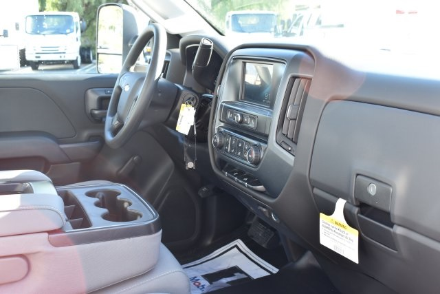 2019 Silverado 3500 Regular Cab DRW 4x2,  Royal Contractor Body #M19524 - photo 14