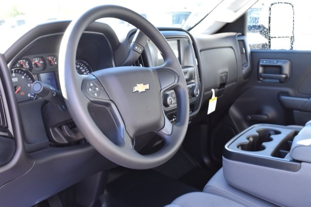 2019 Silverado 3500 Regular Cab DRW 4x2,  Royal Contractor Body #M19524 - photo 17