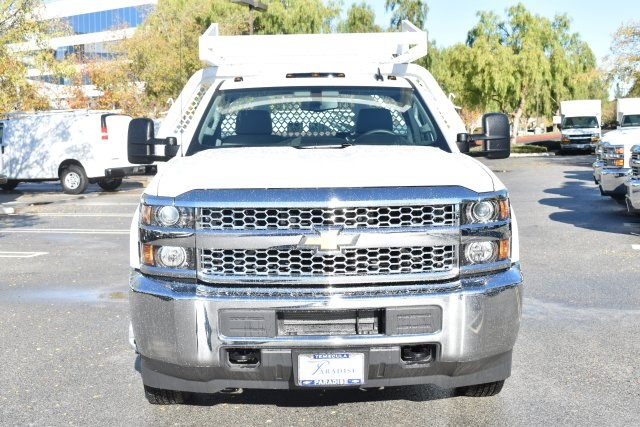 2019 Silverado 3500 Regular Cab DRW 4x2,  Royal Contractor Body #M19524 - photo 4