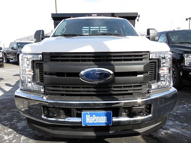 2017 F-350 Regular Cab DRW 4x4, Reading Dump Body #HED53855 - photo 3