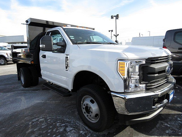 2017 F-350 Regular Cab DRW 4x4, Reading Dump Body #HED53855 - photo 4