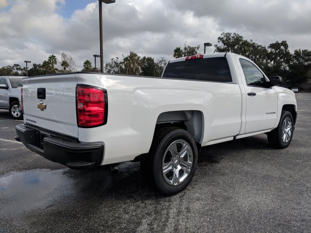 2017 Silverado 1500 Regular Cab 4x2,  Pickup #HZ104429 - photo 4