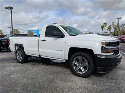 2017 Silverado 1500 Regular Cab 4x2,  Pickup #HZ104429 - photo 3