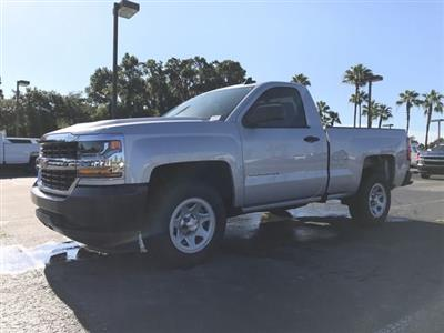 2017 Silverado 1500 Regular Cab 4x2,  Pickup #HZ351504 - photo 1