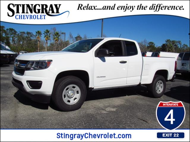 2018 Colorado Extended Cab,  Pickup #J1107277 - photo 1