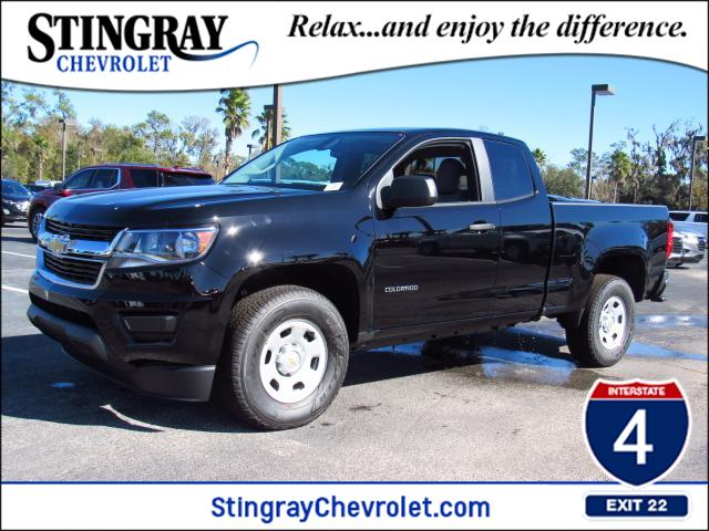 2018 Colorado Extended Cab,  Pickup #J1170812 - photo 1