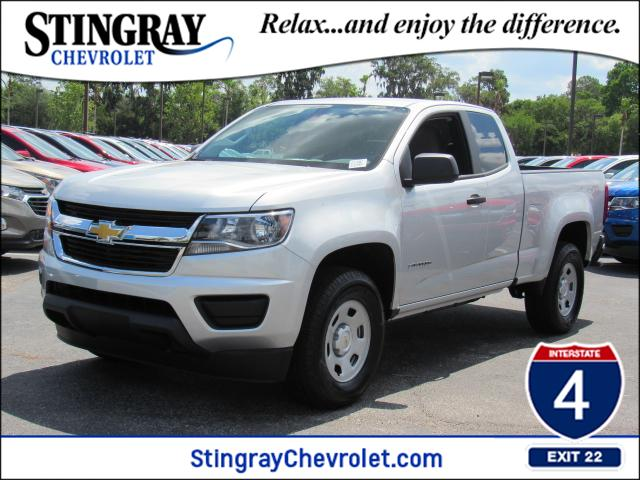 2018 Colorado Extended Cab,  Pickup #J1171967 - photo 1