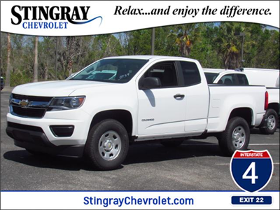 2018 Colorado Extended Cab,  Pickup #J1223939 - photo 1