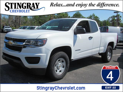 2018 Colorado Extended Cab,  Pickup #J1249766 - photo 1