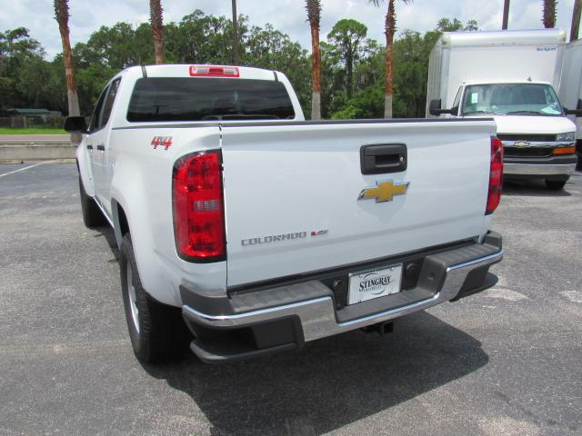 2018 Colorado Crew Cab 4x4,  Pickup #J1260817 - photo 2