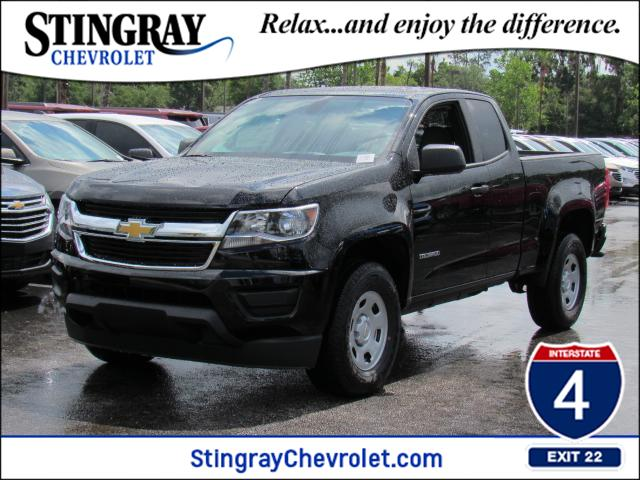 2018 Colorado Extended Cab,  Pickup #J1272250 - photo 1