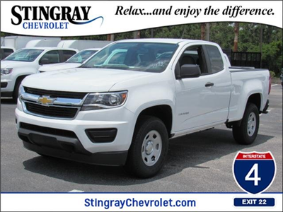 2018 Colorado Extended Cab 4x2,  Pickup #J1274473 - photo 1