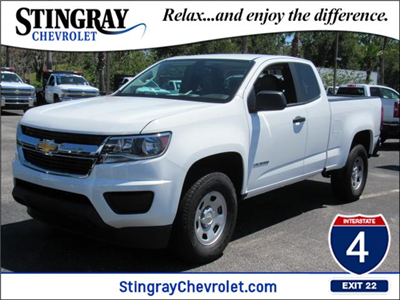2018 Colorado Extended Cab,  Pickup #J1276718 - photo 1