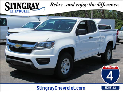 2018 Colorado Extended Cab,  Pickup #J1277269 - photo 1