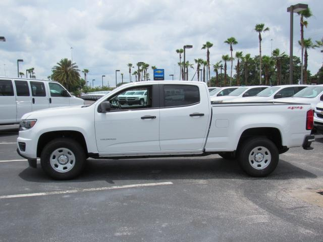 2018 Colorado Crew Cab 4x4,  Pickup #J1279131 - photo 3