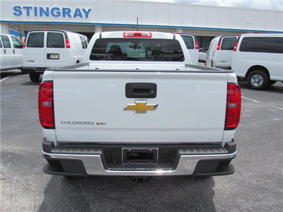 2018 Colorado Crew Cab 4x4,  Pickup #J1279131 - photo 4
