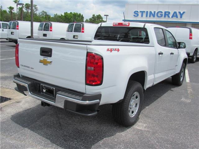 2018 Colorado Crew Cab 4x4,  Pickup #J1279131 - photo 5