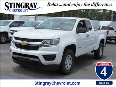 2018 Colorado Extended Cab,  Pickup #J1279217 - photo 1