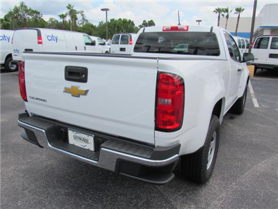 2018 Colorado Extended Cab,  Pickup #J1282410 - photo 5