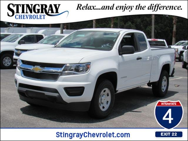 2018 Colorado Extended Cab 4x2,  Pickup #J1282715 - photo 1