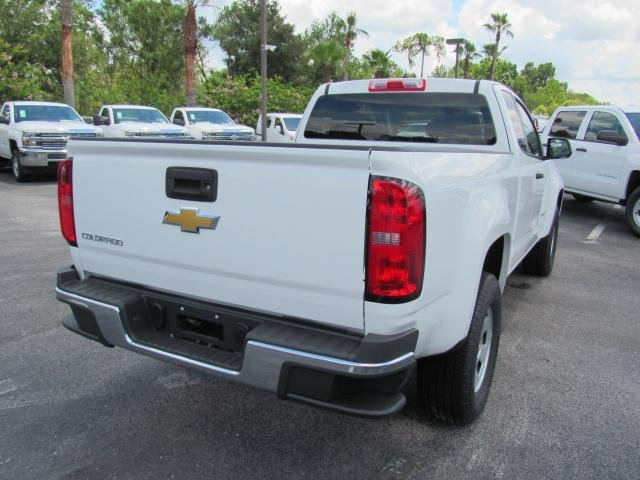 2018 Colorado Extended Cab 4x2,  Pickup #J1282715 - photo 5