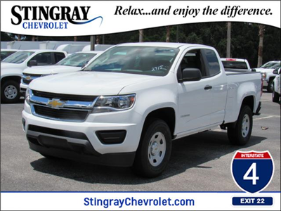 2018 Colorado Extended Cab,  Pickup #J1282715 - photo 1
