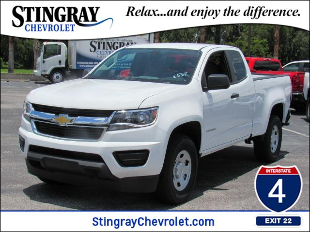 2018 Colorado Extended Cab,  Pickup #J1286567 - photo 1