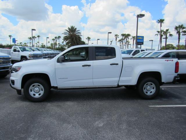2018 Colorado Crew Cab 4x4,  Pickup #J1287210 - photo 3