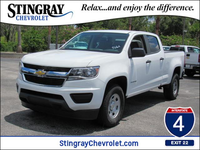 2018 Colorado Crew Cab,  Pickup #J1287262 - photo 1