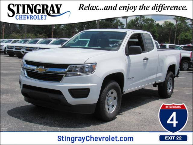2018 Colorado Extended Cab,  Pickup #J1288002 - photo 1