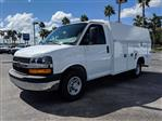 2018 Express 3500 4x2,  Service Utility Van #J1293389 - photo 1