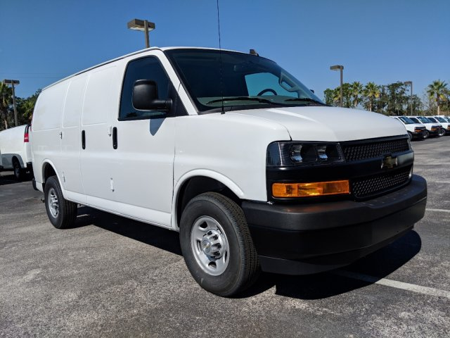 2018 Express 2500 4x2,  Upfitted Cargo Van #J1333090 - photo 3