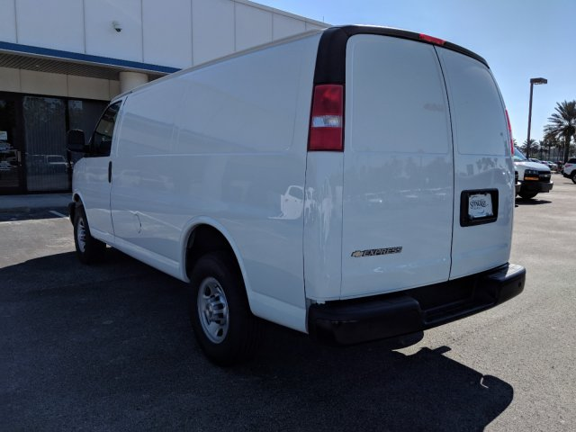 2018 Express 2500 4x2,  Upfitted Cargo Van #J1333090 - photo 7