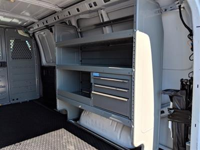 2018 Express 2500 4x2,  Upfitted Cargo Van #J1333090 - photo 13