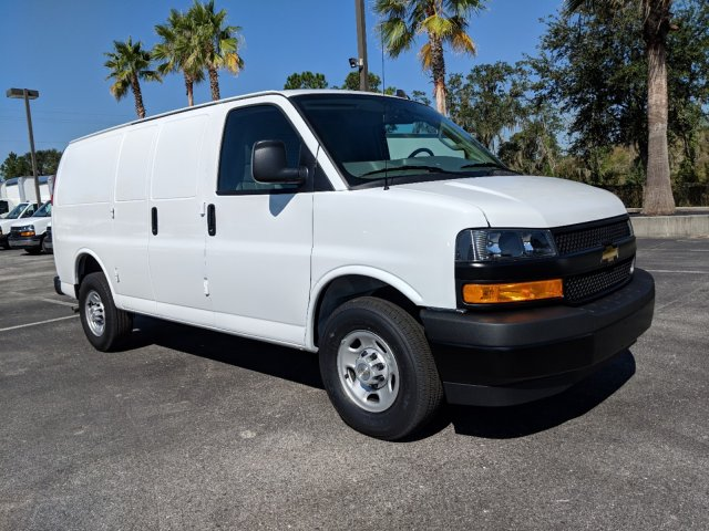 2018 Express 2500 4x2,  Upfitted Cargo Van #J1338850 - photo 3
