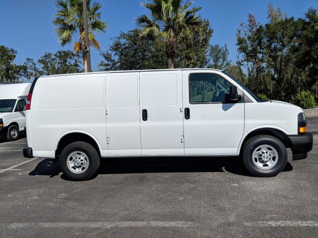 2018 Express 2500 4x2,  Upfitted Cargo Van #J1338850 - photo 4