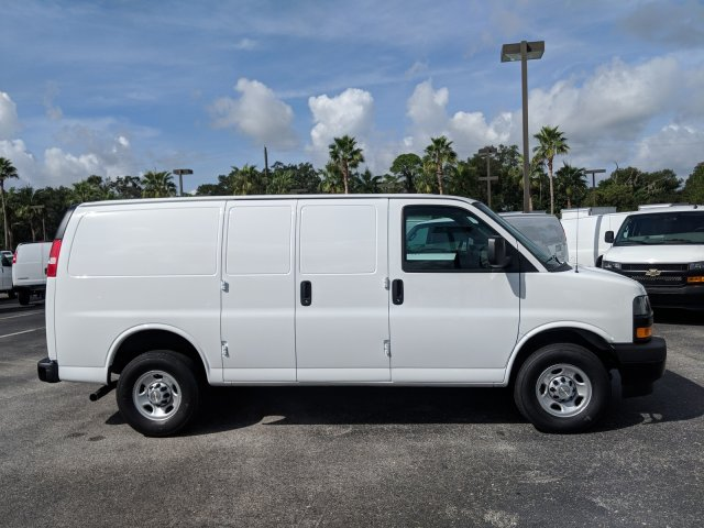 2018 Express 2500 4x2,  Upfitted Cargo Van #J1342422 - photo 6