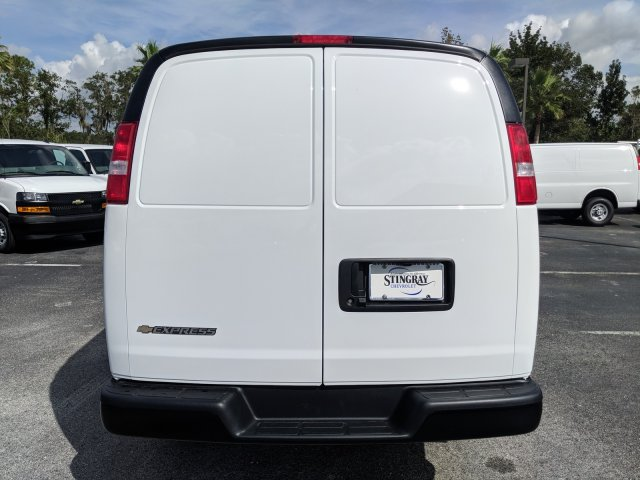 2018 Express 2500 4x2,  Upfitted Cargo Van #J1345008 - photo 8