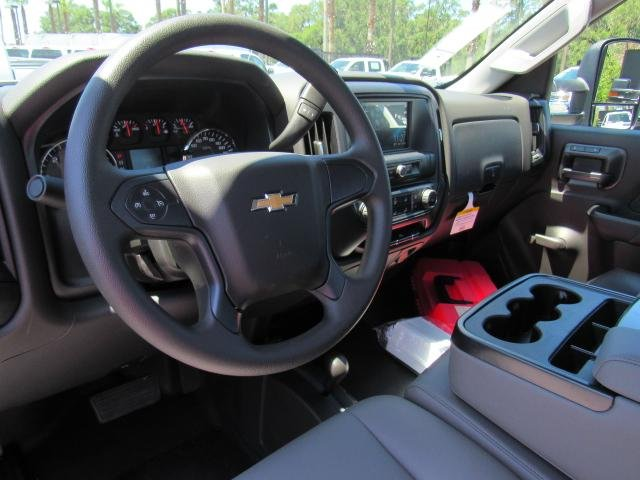 2018 Silverado 3500 Regular Cab DRW 4x4,  Knapheide Platform Body #JF137323 - photo 9