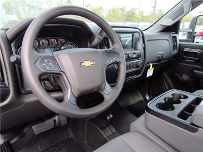 2018 Silverado 3500 Regular Cab DRW 4x4,  Cab Chassis #JF174639 - photo 8