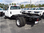 2018 Silverado 3500 Regular Cab DRW 4x4,  Cab Chassis #JF174639 - photo 2