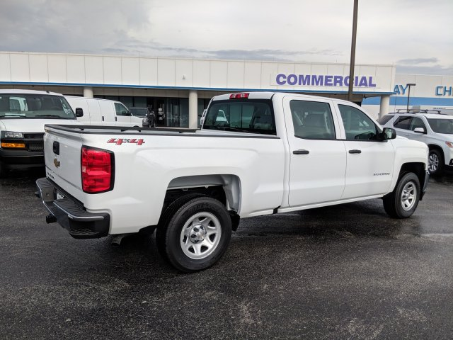2018 Silverado 1500 Crew Cab 4x4,  Pickup #JF221928 - photo 2