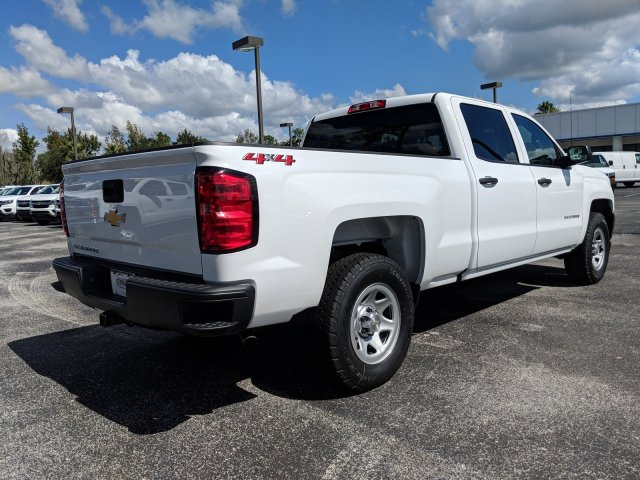 2018 Silverado 1500 Crew Cab 4x4,  Pickup #JG538744 - photo 6