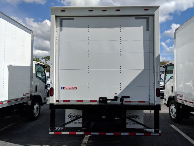 2018 LCF 4500 Regular Cab,  Morgan Dry Freight #JS805172 - photo 2