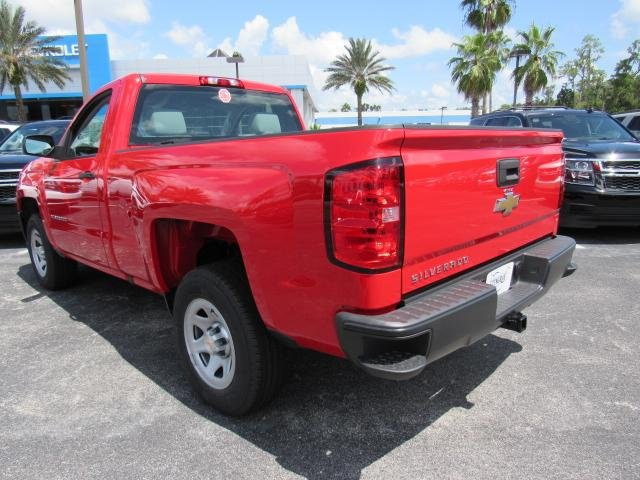 2018 Silverado 1500 Regular Cab 4x2,  Pickup #JZ115866 - photo 2